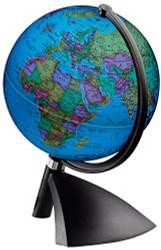 Replogle Terenne Desktop Globe, Blue