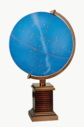 Replogle Glencoe Constellation Illuminated Desktop Globe, Blue Constellation