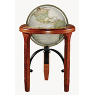 Replogle Jameson Floor Globe, Antique