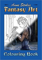 Eastgate Resource Anne Stokes Fantasy Art Coloring Book