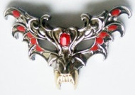 Eastgate Resource Masque of the Vampire for Immortality Pendant