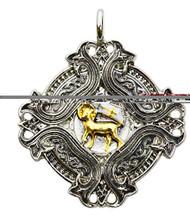 Eastgate Resource Agnus Dei for Spiritual Knowledge and Wisdom Amulet