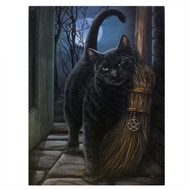 Lisa Parker Small Brush With Magick Canvas Picture 7 x 10