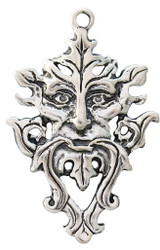 Eastgate Resource Green Man for Planetary Energy Pendant