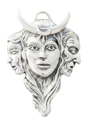 Eastgate Resource Triple Goddess for Love and Harmony Pendant