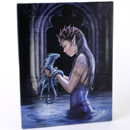 Lisa Parker Sacred Love Canvas Art Print 7 x 10