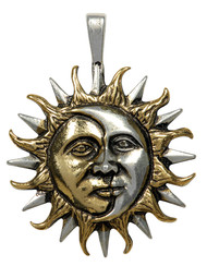 Eastgate Resource Eclipse for Unifying Opposites Pendant