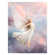 Anne Stokes Ascendance Canvas Art Print by Anne Stokes 7 x 10