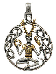 Eastgate Resource Cernunnos for Unity with Nature Pendant