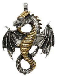 Eastgate Resource Air Dragon for Inspiration and Vitality Pendant