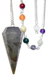 Starlinks Labradorite Chakra Pendulum