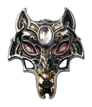 Eastgate Resource Masque of the Wolf for Supernatural Powers Pendant