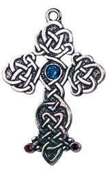 Eastgate Resource Queen Guinevere's Cross for True Love Pendant