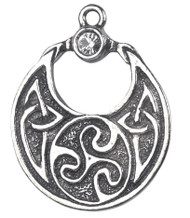 Eastgate Resource Boudica's Charm for Courage & Tenacity Pendant
