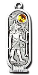 Starlinks Anubis (Jul 25th - Aug 28th) Egyptian Birth Signs Pendant