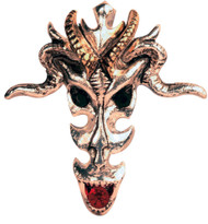 Eastgate Resource Dragon Skull, Wealth & Riches Talisman