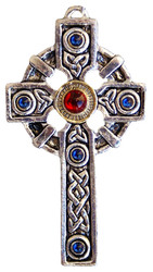 Eastgate Resource Crux Cross, Wining Against All Odds Pendant with Chain