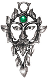 Eastgate Resource Green Man for Natural Magic Pendant Charm