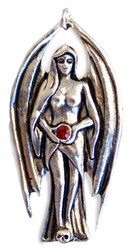 Eastgate Resource Lilith, Invisibility When Needed Pendant with Chain