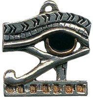 Eastgate Resource Eye of Horus Amulet for Health, Strength, and Protection