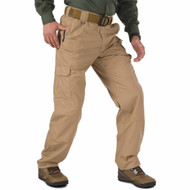 5.11 Men's TACLITE Pro Tactical Pants, Style 74273, Coyote, 34Wx30L