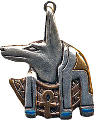 Eastgate Resource Anubis Amulet for Guidance on Life's Journey