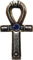 Eastgate Resource Ankh Amulet for Health, Prosperity, & Long Life