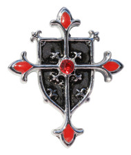 Eastgate Resource Shield Cross for Protection from Evil Pendant