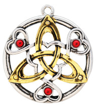 Eastgate Resource Charm Of Cu Chulainn for Fierce Determination Pendant