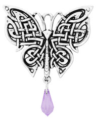 Eastgate Resource Morrigan's Moon Moth for Intuitive Energy Pendant