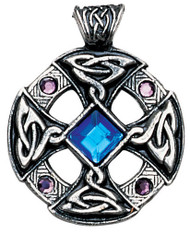 Eastgate Resource Celtic Cross Pendant for Inspiration and Intuition