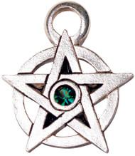 Eastgate Resource Jewelled Pentagram Pendant