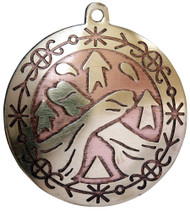 Eastgate Resource Fertility Charm with Necklace and Instructions