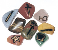 Eastgate Resource Witch Stones Lithomancy Set with Instructions