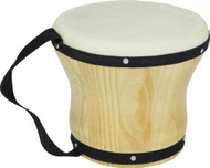 Rhythm Band Bongos Single Large 6-1/2 in. H x 8 in. Dia.