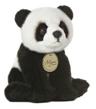 "Aurora World Miyoni Panda Bear Plush, 8"""