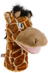"Aurora World Jolie Giraffe Plush Hand Puppet, 10"""