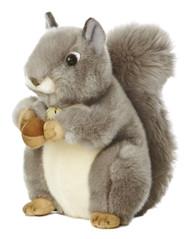 "Aurora World Miyoni Grey Squirrel 8"" Plush"