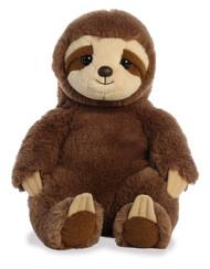"""Aurora - Sluuumpy - 15"""" Sluuumpy Da Sloth Plush Toy Animal"""