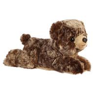 """Aurora - Mini Flopsie - 8"""" Brownie Bear Plush Toy Animal"""