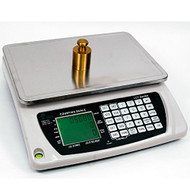 LW Measurements Large Heavy Duty Counting Inventory Digital Scale 110 Lbs