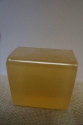 1lb Honey (all natural) Glycerin Melt and Pour Soap Base by SFIC