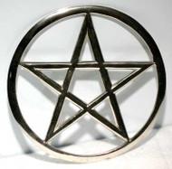 Large Cut-Out Pentagram altar tile * by AzureGreen