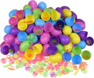 Kangaroo's Easter Eggs with Toys Inside (100-Pack)