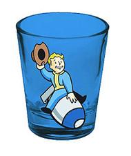 Fallout Vault Boy Shot Glass