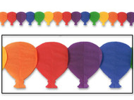Balloon Garland Party Accessory (1 count) (1/Pkg)