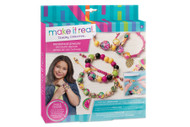 Decoupage Bead Jewelry Craft for Girls