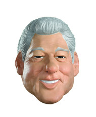 Clinton Costume Mask