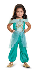 Disguise 82893S Jasmine Toddler Classic Costume, Small (2T)