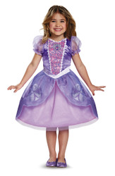 Disguise Next Chapter Classic Sofia The First Disney Junior Costume, Small/2T